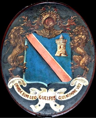 stemma offida municipio