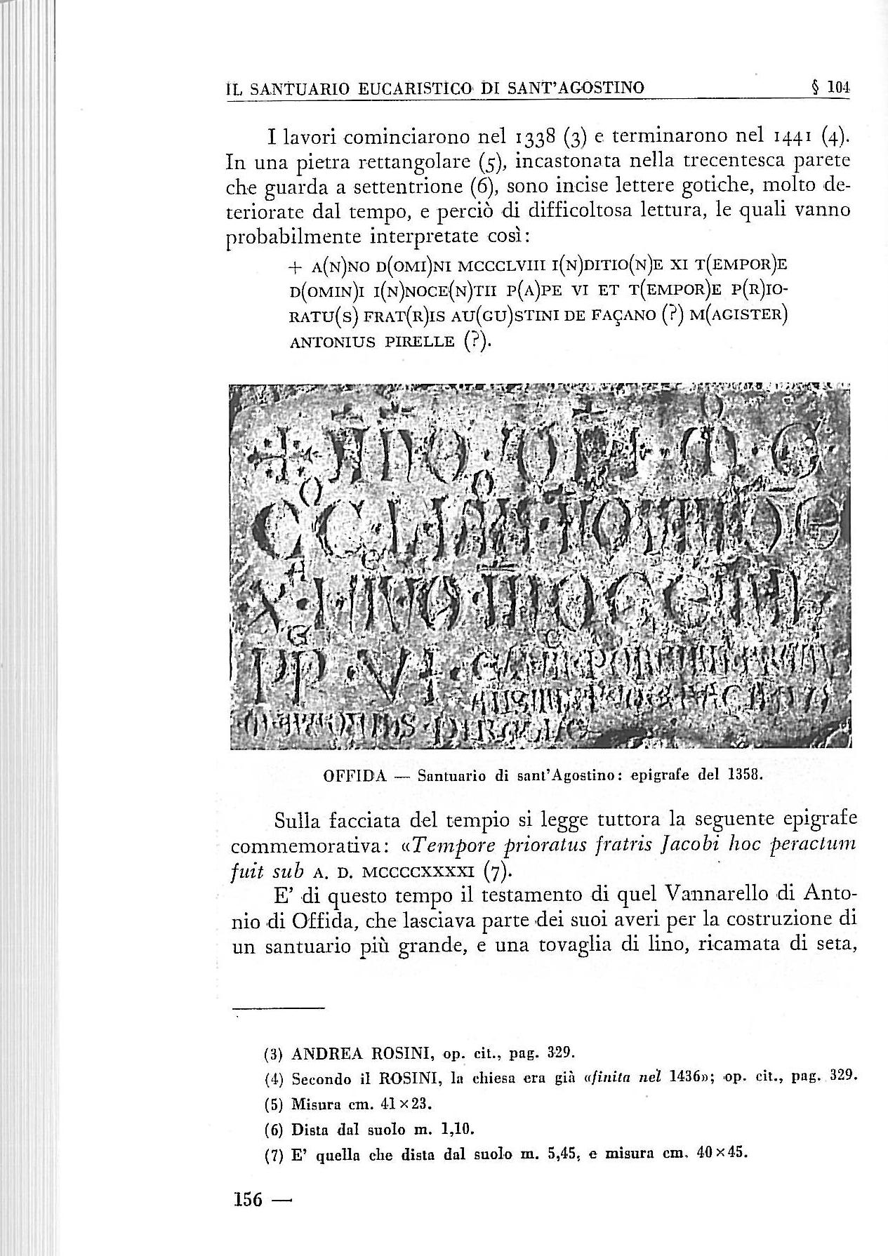 lapide Sant'Agostino - Copia