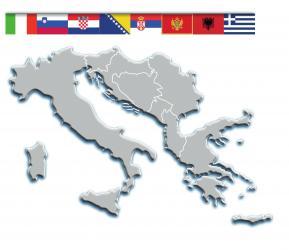 Macroregione Adriatico-Ionica: ok dell'Unione Europea