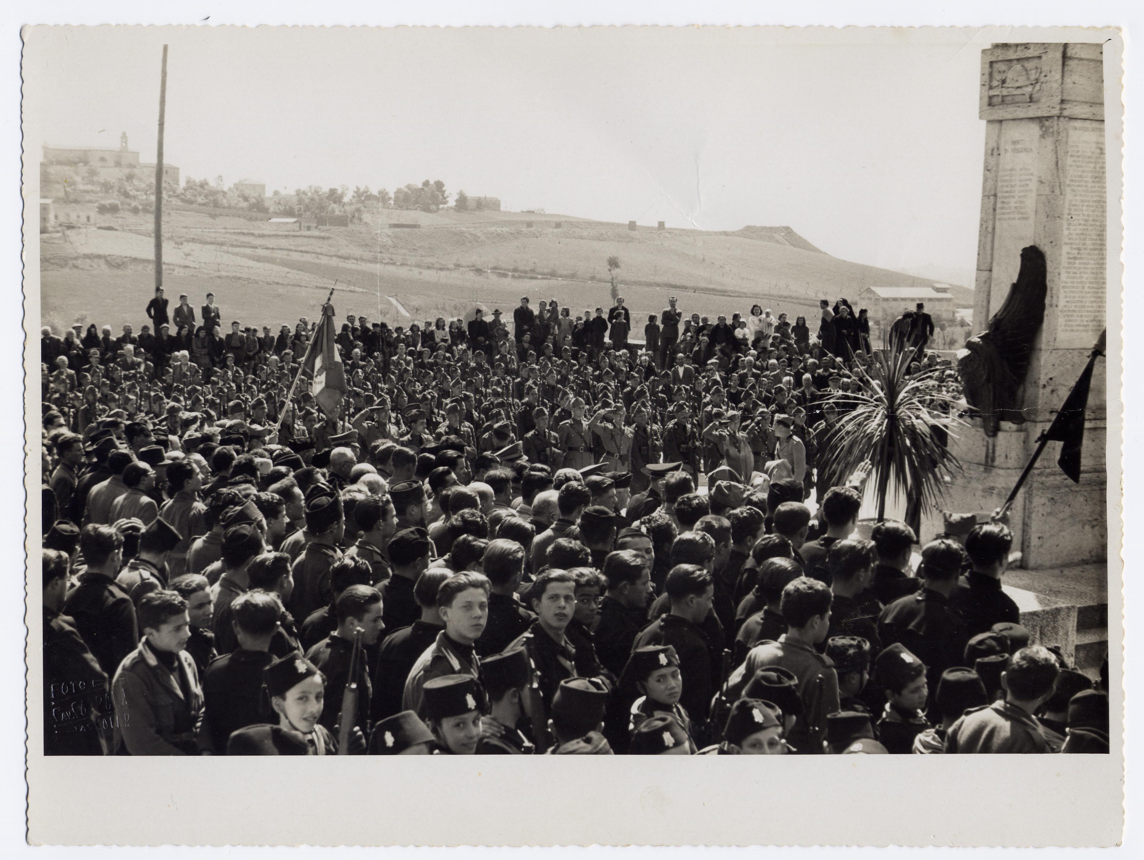 I caduti offidani e la Festa dell'Unità Nazionale