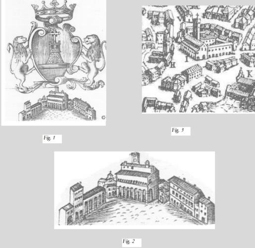 Un antico stemma comunale di Offida (Fig.1) offre spunti d indubbio  interesse. Questa rappresentazione grafica raffigura una precedente  versione ... 0804a51472c1