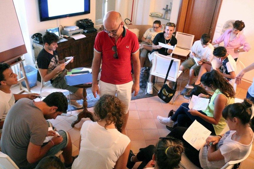 Offida, Fondazione Ellepì: campus estivo2016