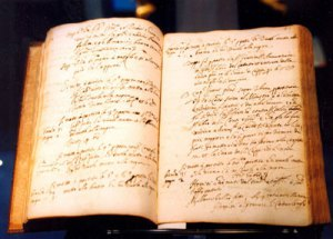 Il Comune di Offida acquista un manoscritto del'600