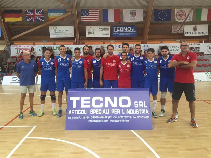Ciù Ciù Offida Volley cup – Aiutiamo Arquata